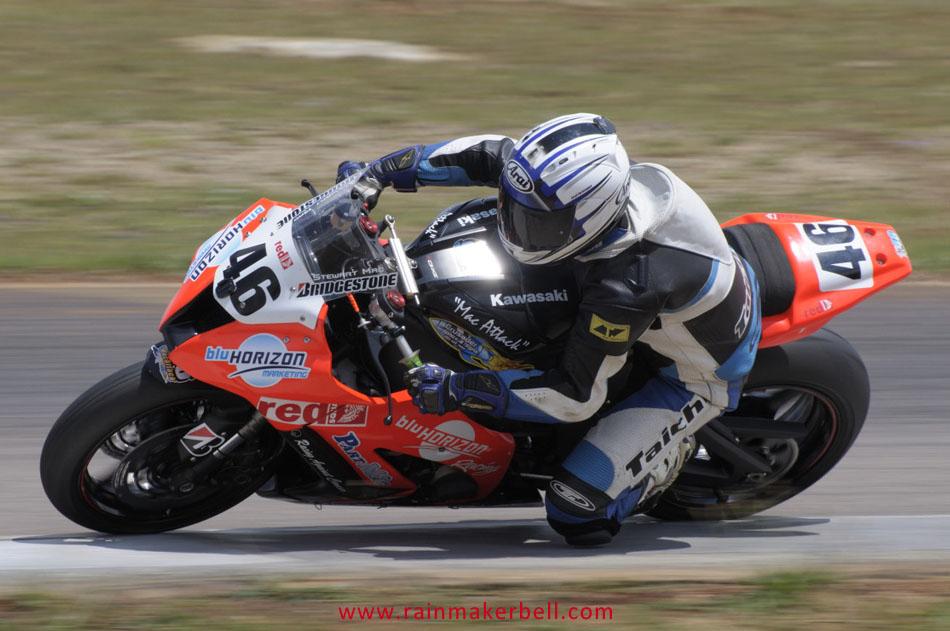 Stewart Macleod, Kawasaki ZX10R Masters, Kawasaki ZX10R